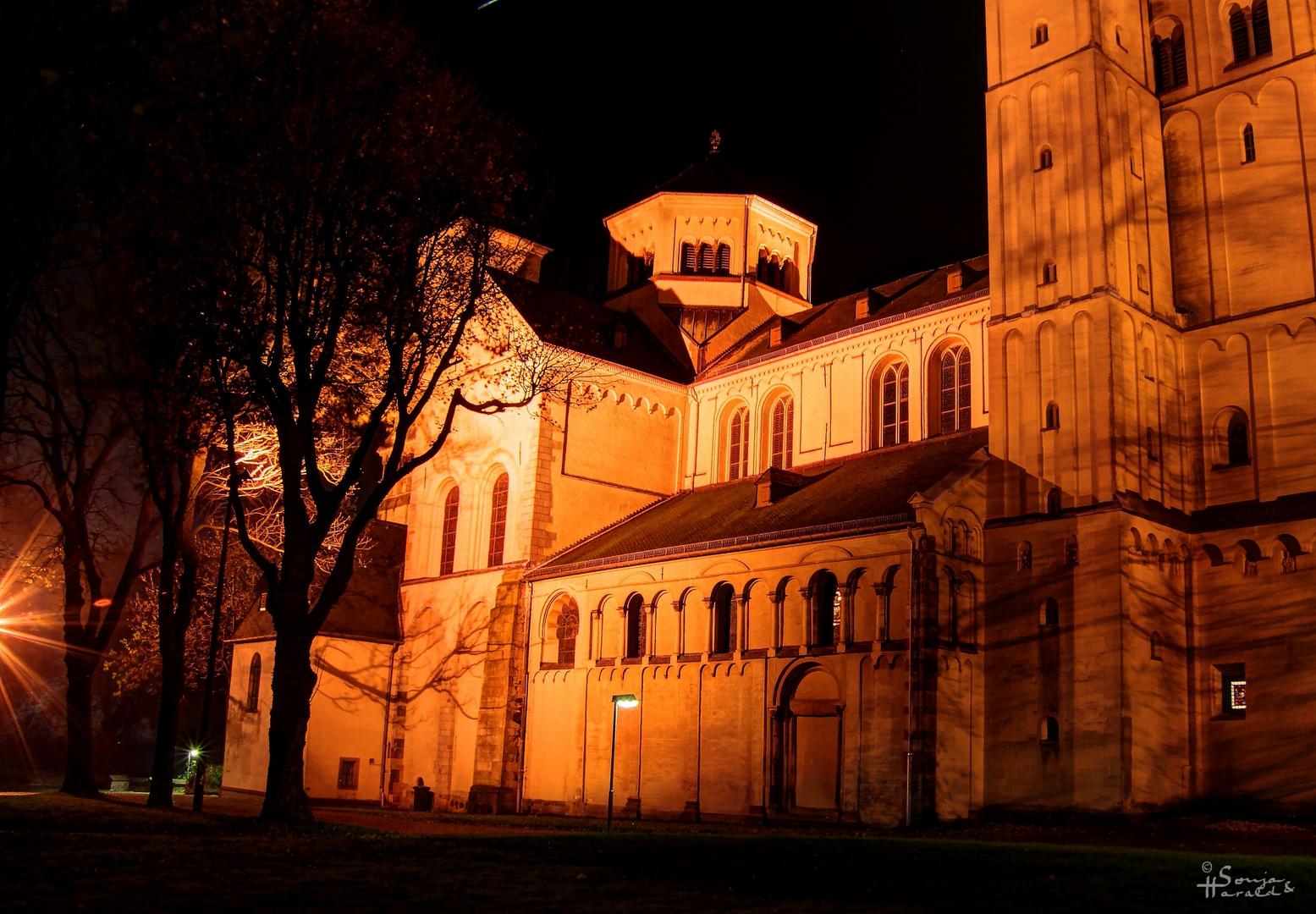 Abteikirche St. Nikolaus in Brauweiler (3)