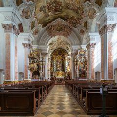 Abteikirche St.Michael Metten