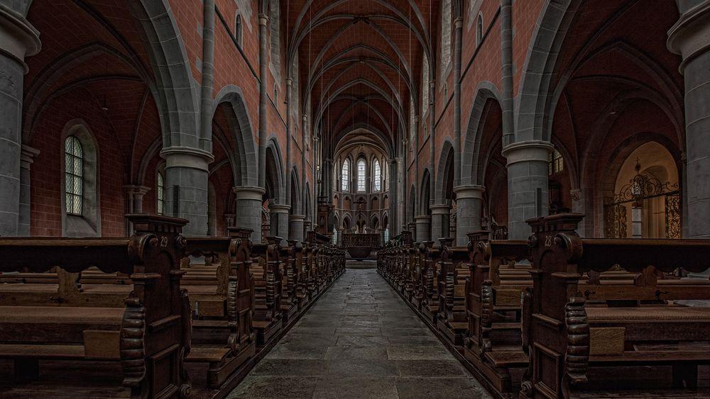 """Abteikirche """"Unserer lieben Frau von Marienstatt"""""""