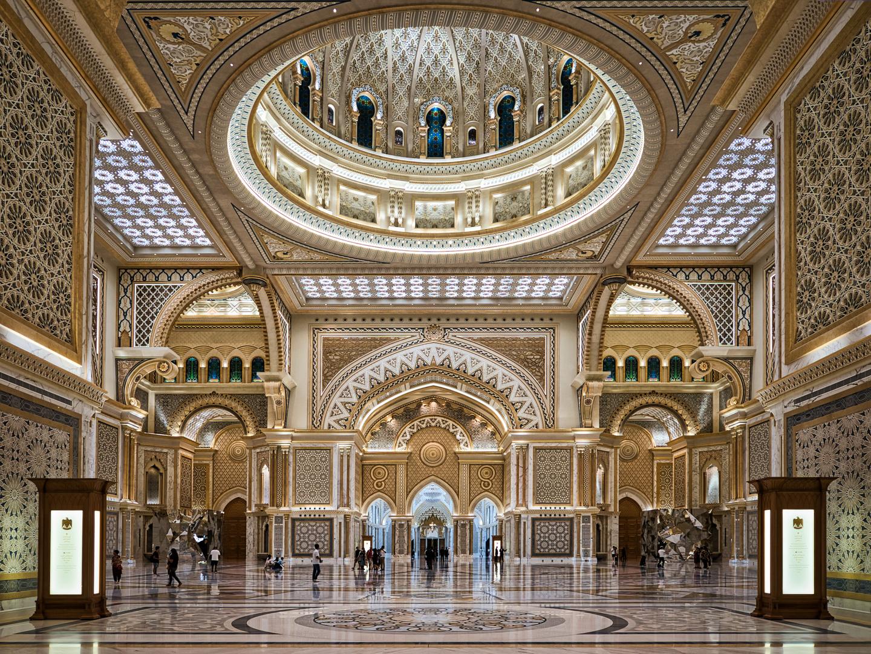 Abu Dhabi - Presidential Palace Qasr Al Watan