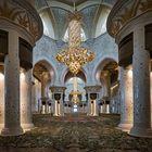 Abu Dhabi - Sheikh Zayed Grand Mosque