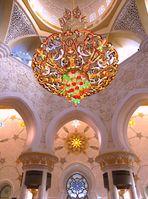 ABU DHABI - Sheikh Zayed Grand Mosque 3