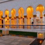 ABU DHABI - Sheikh Zayed Grand Mosque 5
