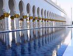ABU DHABI - Sheikh Zayed Grand Mosque 7