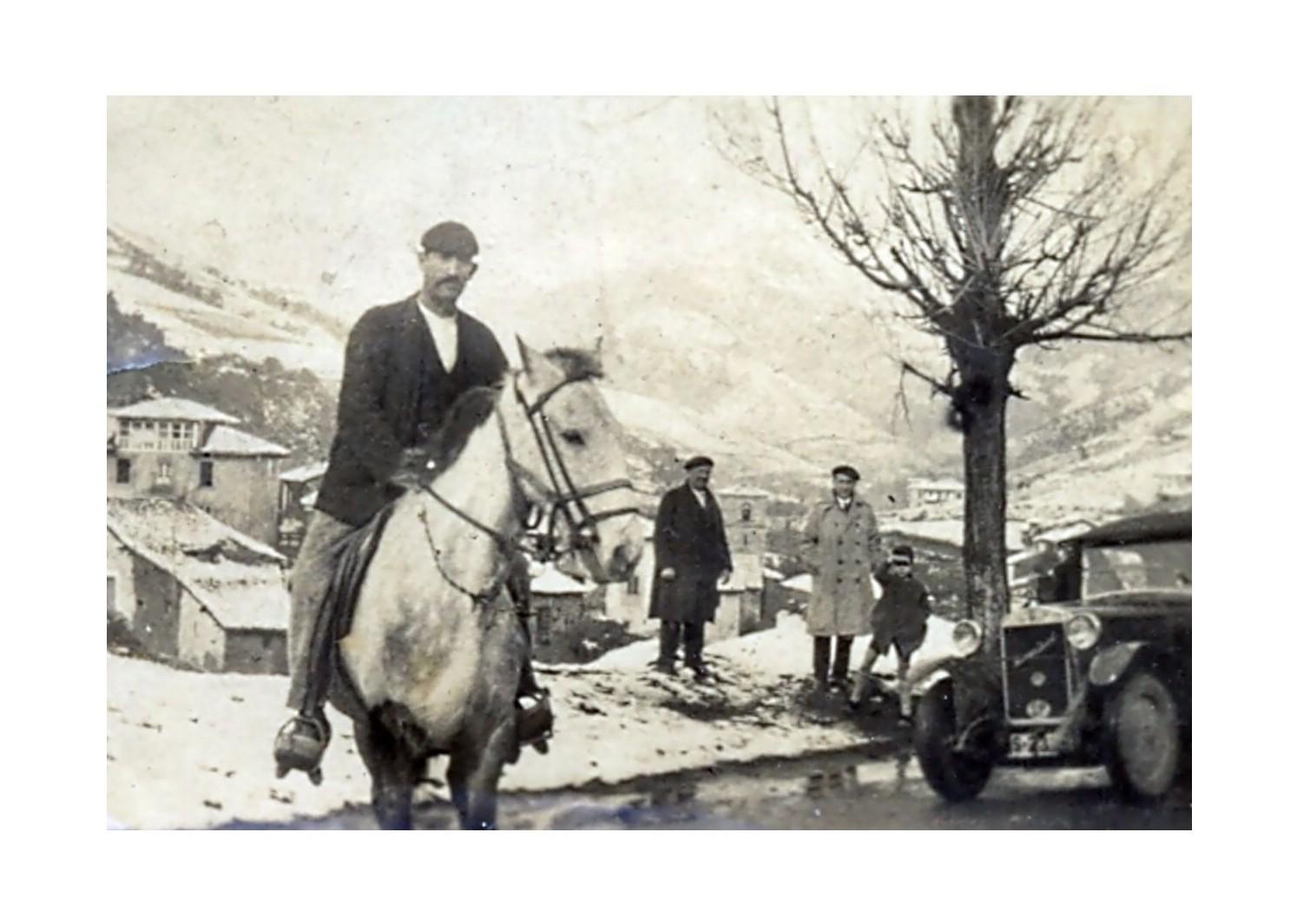 Abuelo Ramón......a caballo