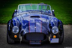 AC Cobra Back Draft Racing