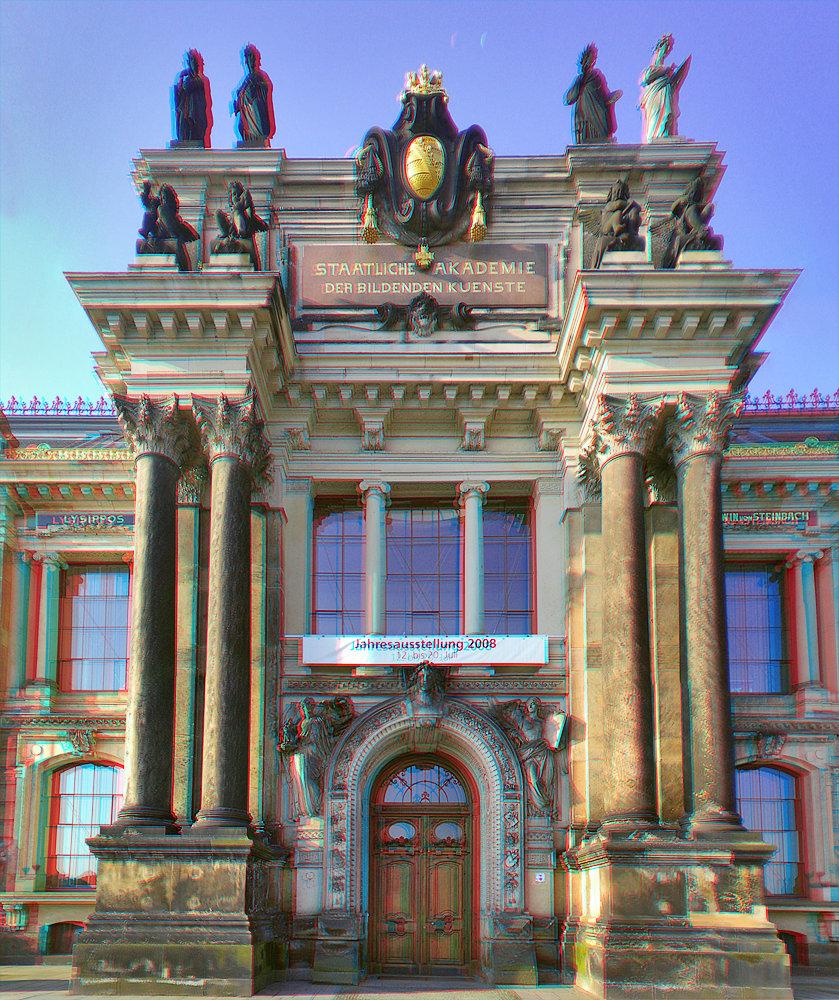 Academy Of Arts 3D