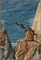 Acapulco - Klippenspringen Bild 2.