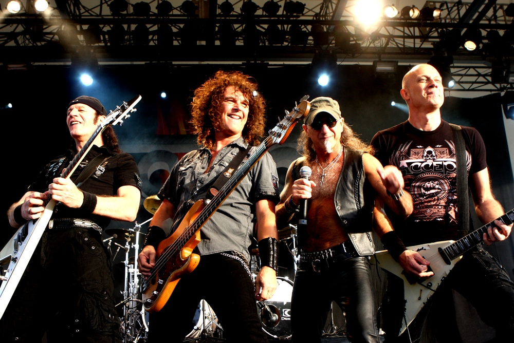 ACCEPT IS BACK