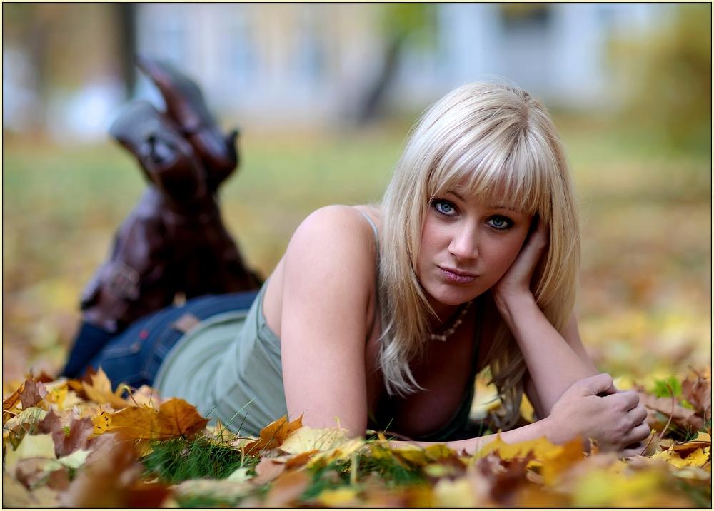 ach sooooo schade, der goldene Herbst ist wohl vorbei