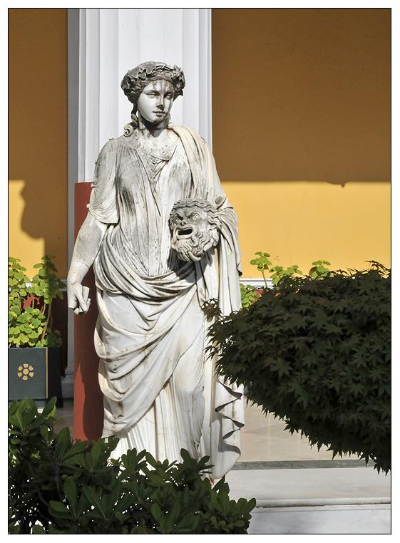Achilleion - Muse