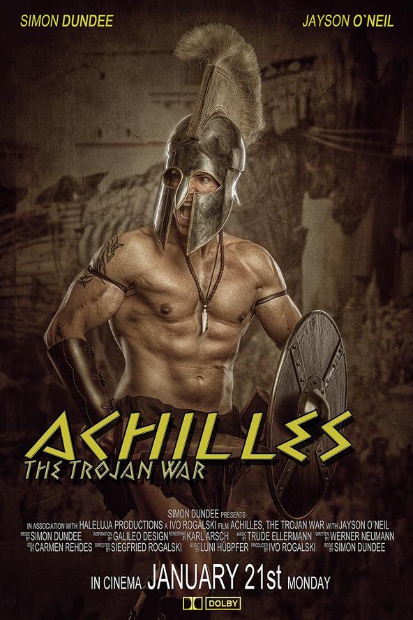 Achilles - Kampf um Troja