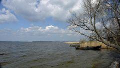 Achterwasser, Usedom (1.)