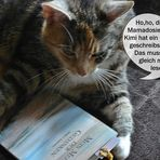 Achtung, Achtung, die Mamadosie von Kimi hat ein Buch geschreibselt.