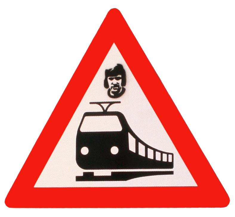 Achtung Schienenverkehr!
