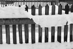 Achtung, Schnee fällt!