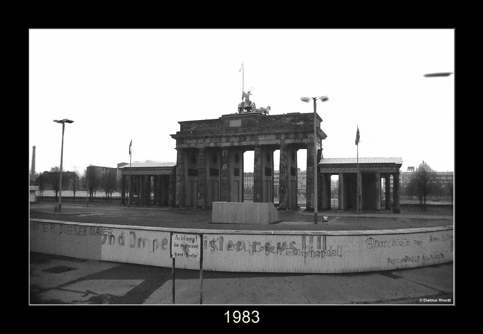 Achtung, Sie verlassen West-Berlin