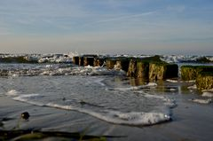 Achtung Welle /Insel Hiddensee