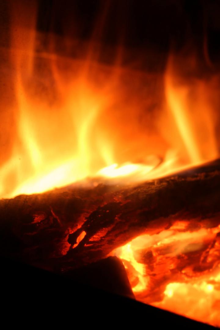 Acogedor Fuego
