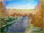 acquerello d'autunno lombardo