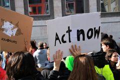 ACT NOW -Schülerdemo Stgt +ARTIKEL13 Stgt