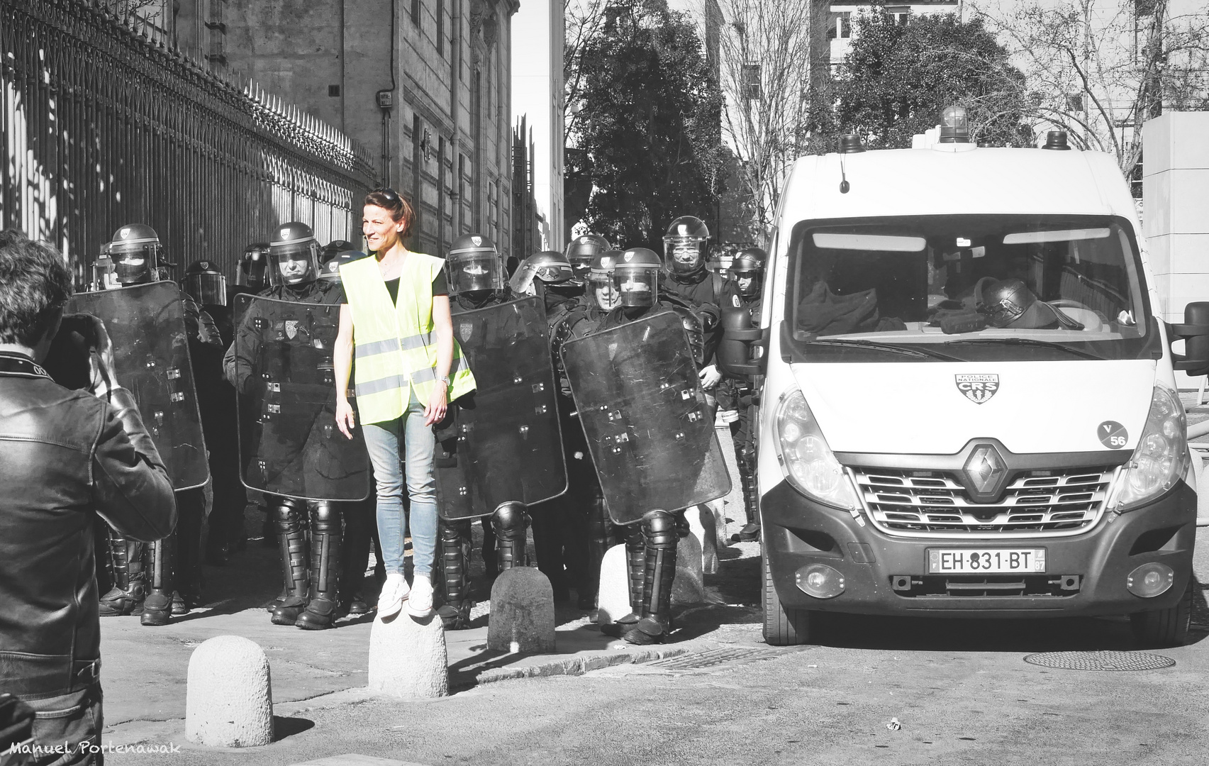 ACTE XV La vraie couleur de la vie!