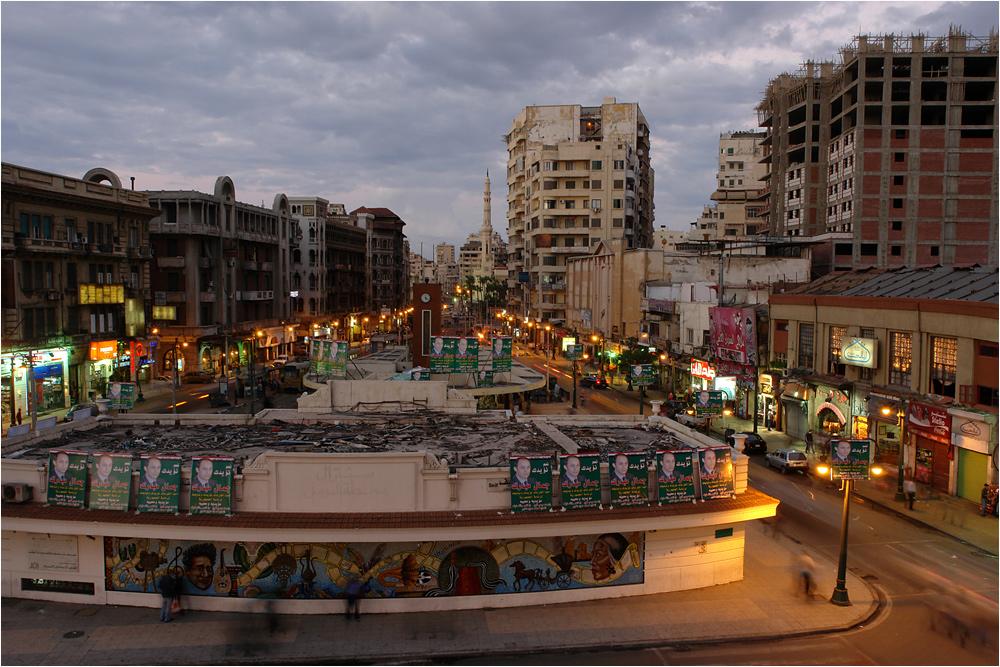Action in Alexandria