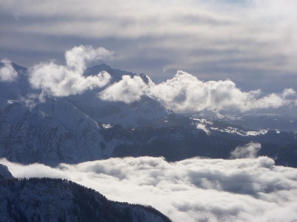 Ad un passo dalle nuvole... di Costanza