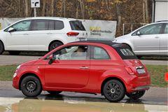 ADAC Fahrsicherheitstraining 2018, Fiat 500