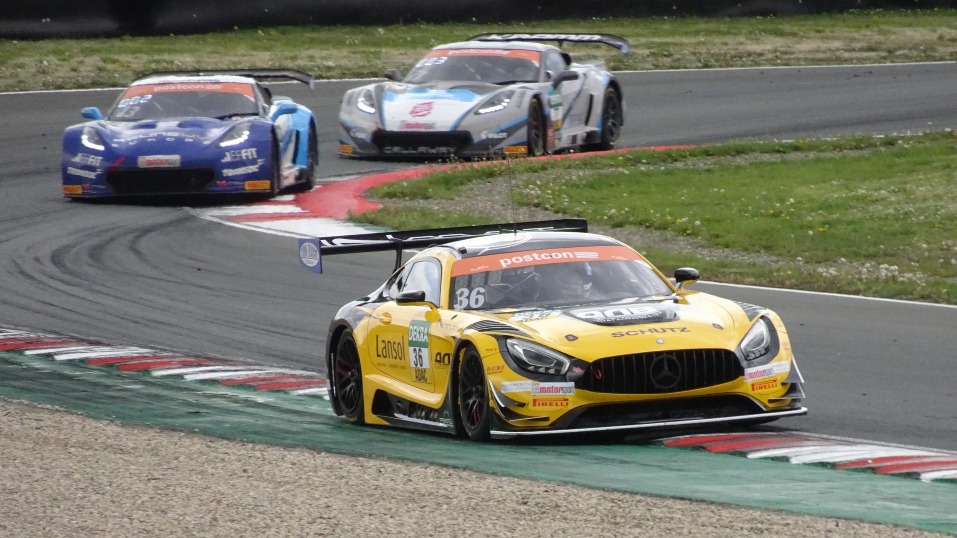 ADAC GT Masters 2019 Oschersleben #36