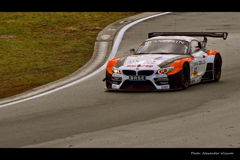 ADAC GT Masters Oschersleben 2012 - BMW Z4