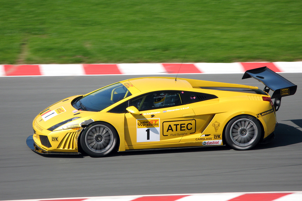 ADAC GT Masters Sachsenring 2007