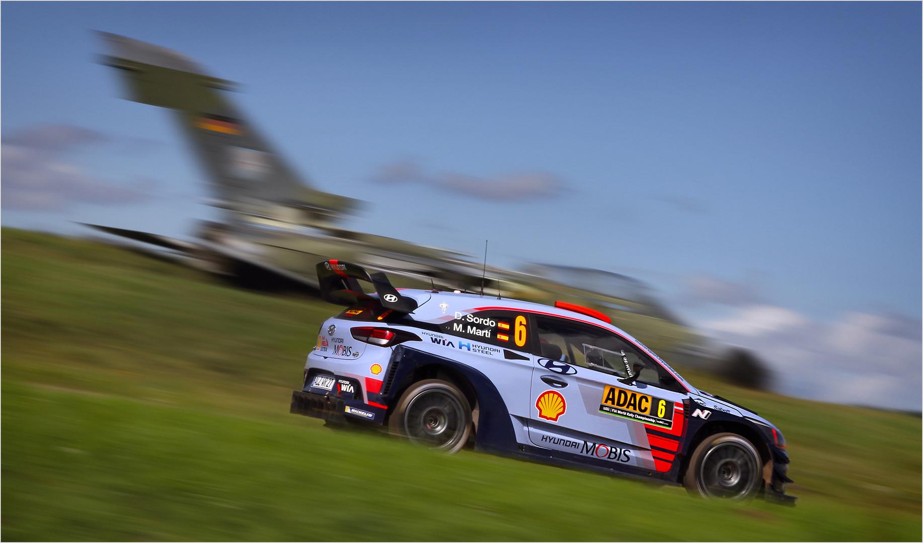 ADAC Rallye Deutschland #1