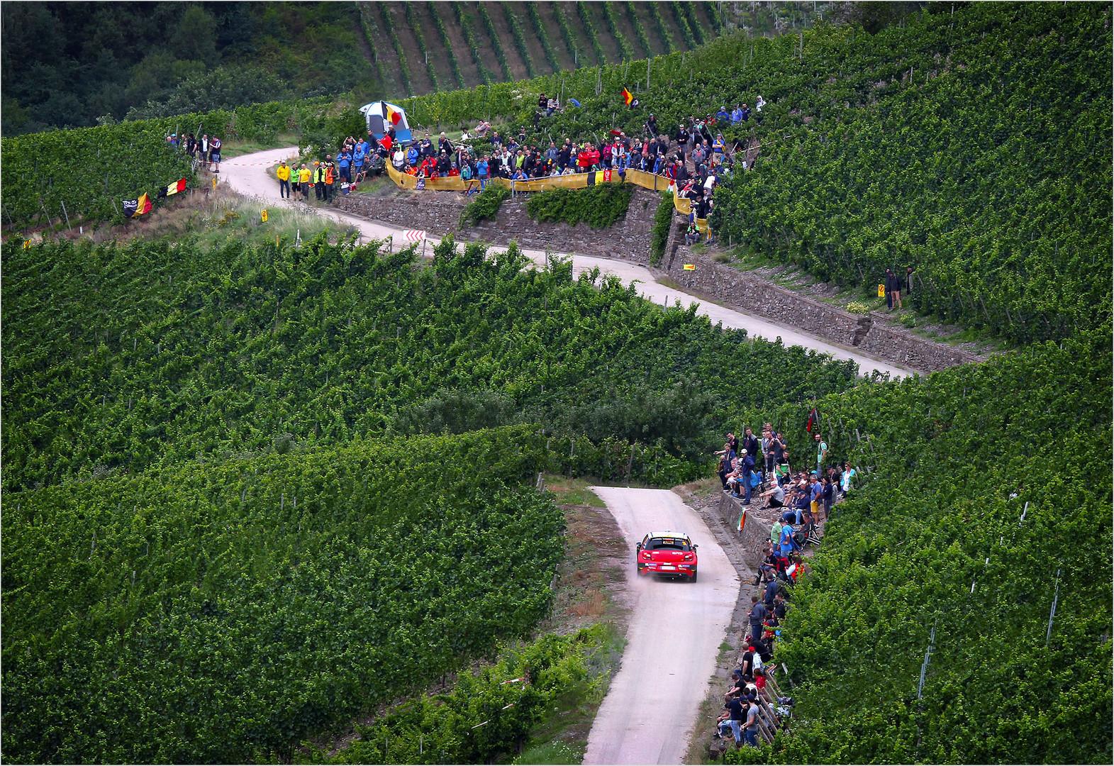 ADAC Rallye Deutschland #2