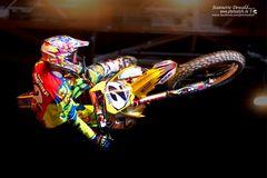 ADAC Supercross München 2014 - Florent Richier - Whip