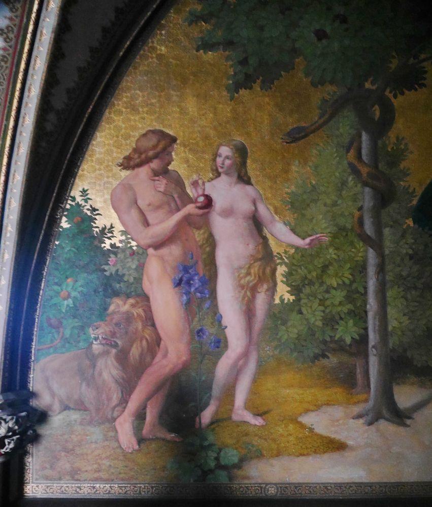 """"""" Adam und Eva ..."""
