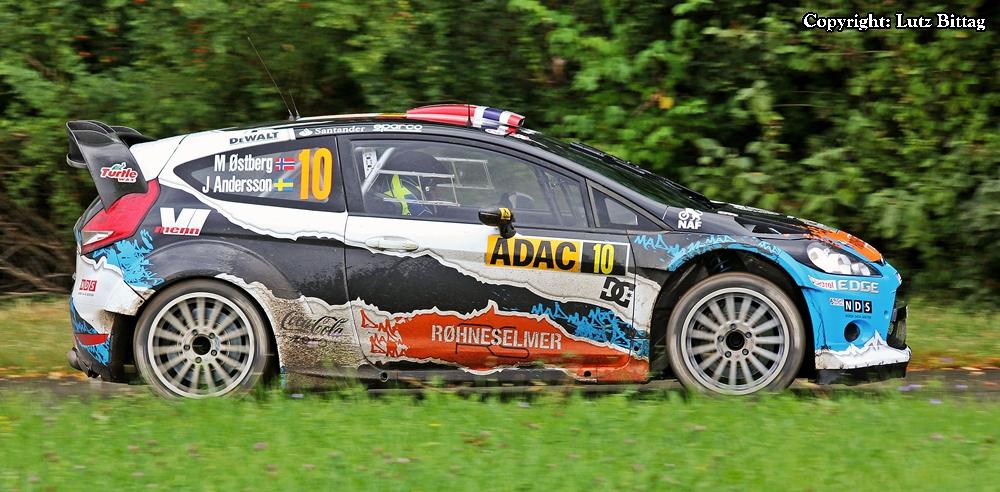 Adapta World Rally Team