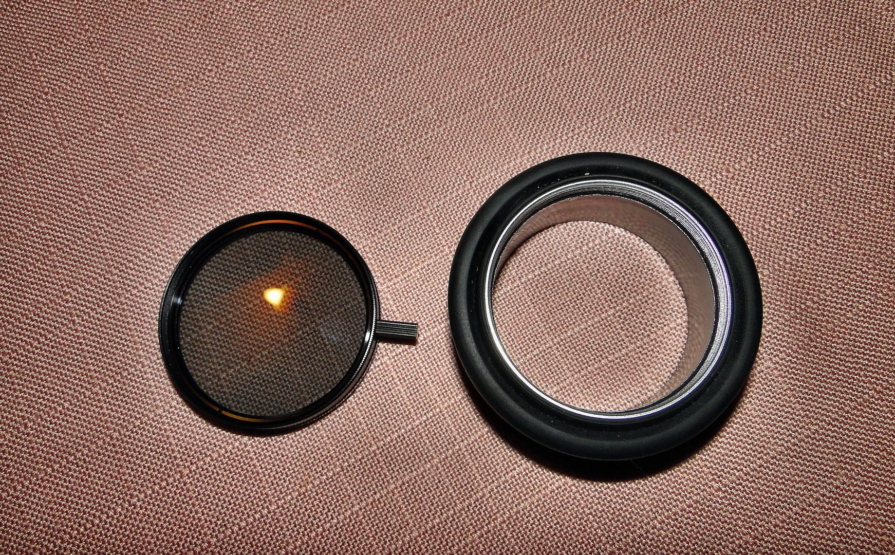 Adapter für Sony DSC HX1