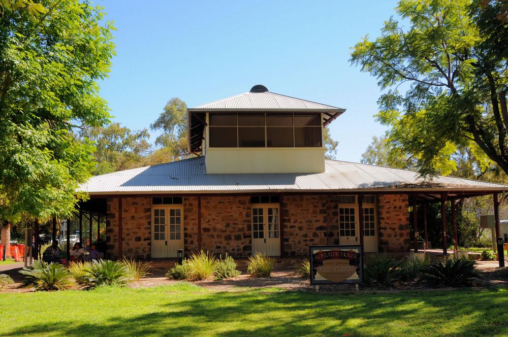 Adelaide House.