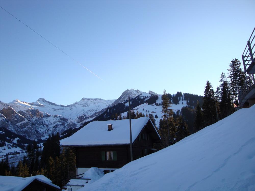 Adelboden Dorf