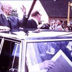 Adenauer besucht unser kleines Dorf