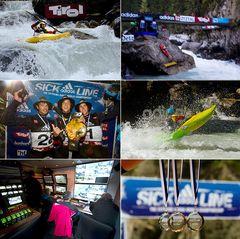 adidas extreme Kayak WorldChampionship Sickline 2012