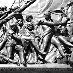 Admiral Nelson's order in Trafalgar