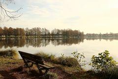 admirer le lac !