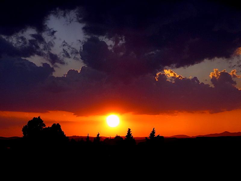 Adoro al Sol...
