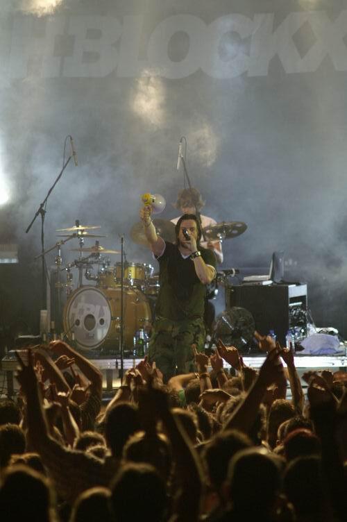 Adrenalin Festival 2005 Gruppe H-Blockx 3