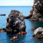 Adriatic Sea Canoeing