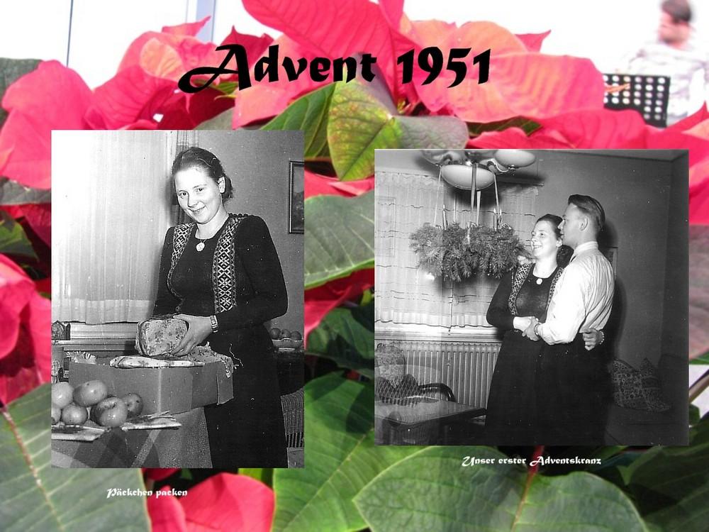 Advent 1951