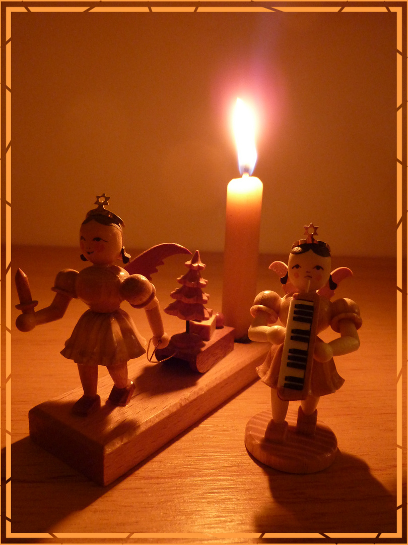 Advent , Advent.......