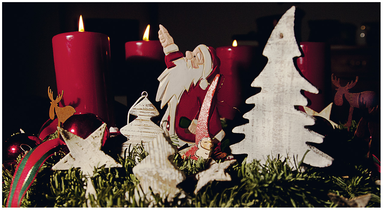 Advent, Advent ...